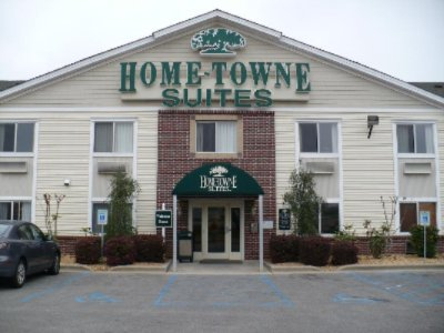 Home Towne Suites The Main Entrance