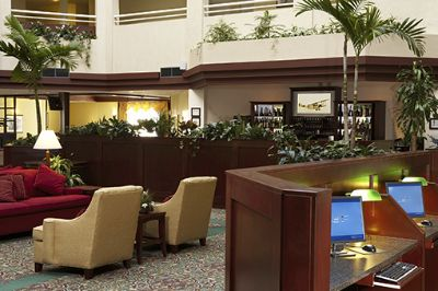 Lobby Of The Hotel 3 of 11