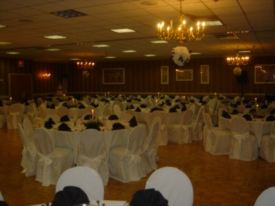 The Augusta Ballroom With In-Laid Dance Floor Is A Perfect Place To Have A Reception 9 of 11