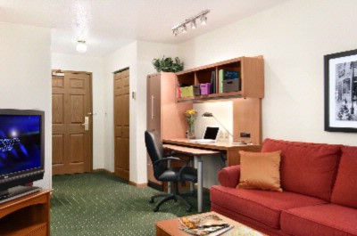 Studio Suite Towneplace Suites By Marriott Livonia 9 of 12