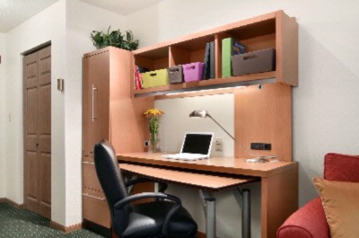 Home Office Available In Some Studio Suites 10 of 12