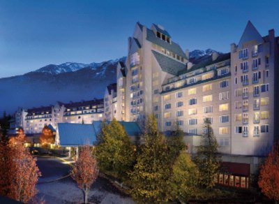 The Fairmont Chateau Whistler 1 of 6