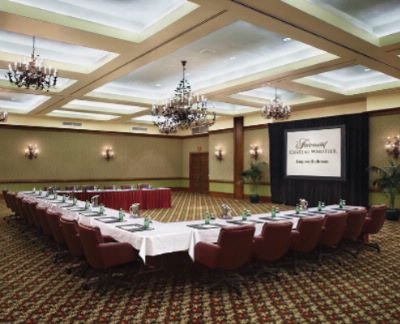 Over 32000 Square Feet Of Meeting Space. 5 of 6