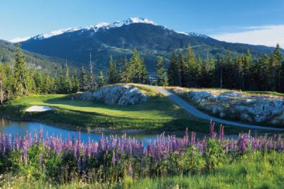 The Fairmont Chateau Whistler Golf Club 6 of 6