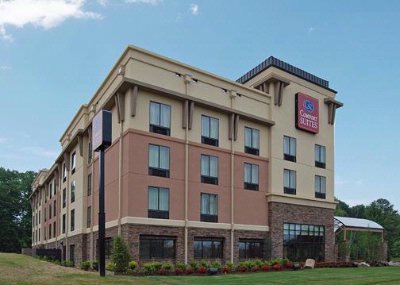 Image of Comfort Suites Kodak
