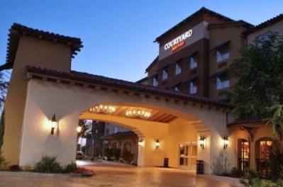 Courtyard Marriott in Paso Robles 1 of 3