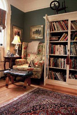 Cozy Library 4 of 11