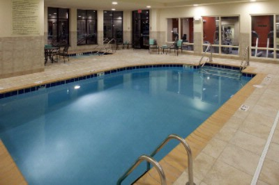 Hilton Garden Inn Pool And Whirlpool 6 of 12