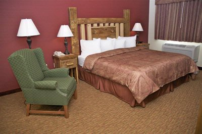 A King Bed - Every Room Has Handcrafted Furniture 5 of 6
