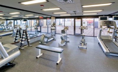 Fully Equipped Fitness Center 9 of 13