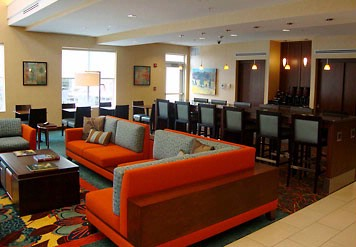 Enjoy A Complimentary Hot Breakfast Buffet In Our Spacious Lobby. 3 of 4