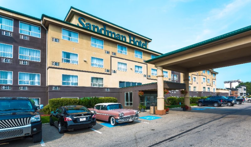 Sandman Hotel Red Deer 1 of 20