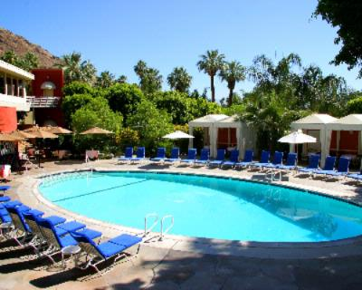 Palm springs tennis club palm springs ca 701 west for Palm springs strip hotels