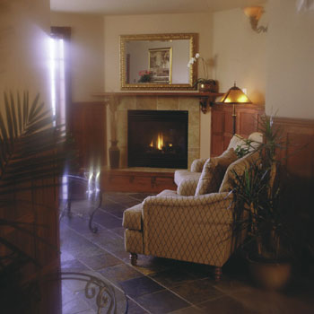 Enjoy Our Library Fireplace/lounge And Peruse A Few Volumes And Listen To The Soft Piano Jazz 3 of 10