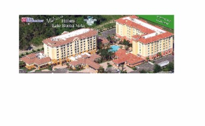 Midtown Hilton Lake Buena Vista Aerial Photo 17 of 31