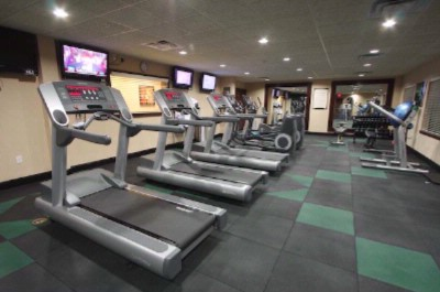 Jumpstart Your Day In Our Club Level Fitness Center! 4 of 11