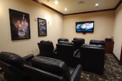 Kick Back And Enjoy A Movie In Our Home Theater Room! 5 of 11