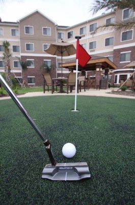 Hone Your Skills On Our Putting Green! 6 of 11
