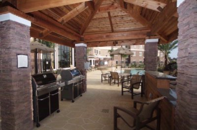 Relax And Cookout Poolside In Our Bbq Pavillion 7 of 11