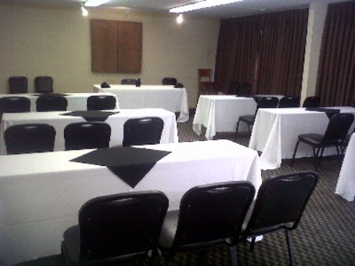 Covina Room Setup For Meeting 4 of 11