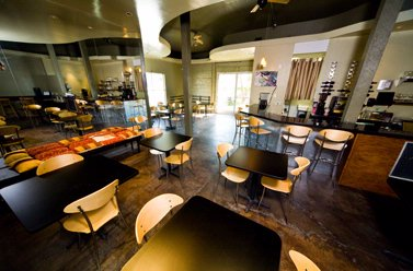 Cafe-Event Space 4 of 9