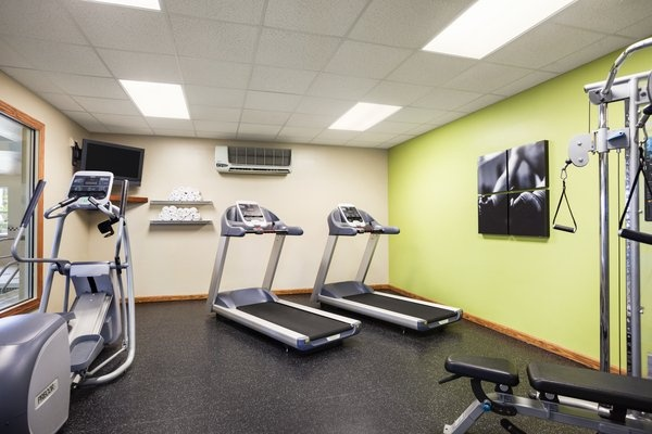 Recently Renovated Fitness Room 4 of 15