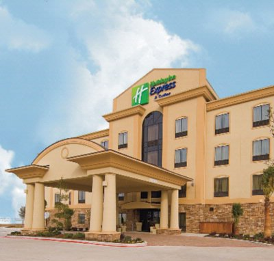 Holiday Inn Express & Suites Denton Unt Twu 1 of 11
