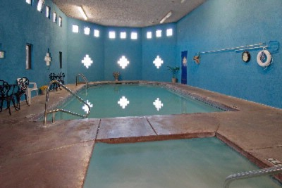 Heated Indoor Pool And Spa 12 of 12