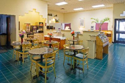 Continental Breakfast Area 4 of 12