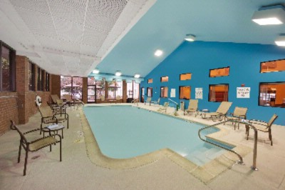 Relax In Our Heated Indoor Pool 9 of 12
