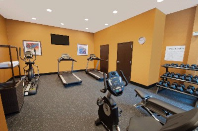 Stay Fit In Our On-Site Fitness Room 10 of 12