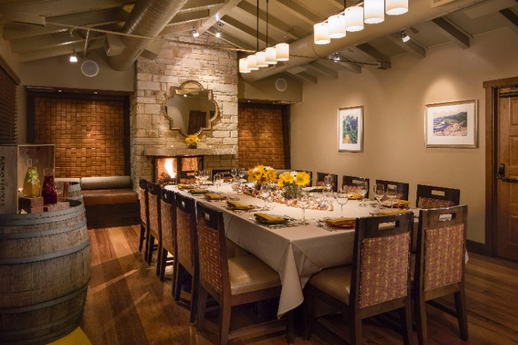 Antonia Private Dining Room 9 of 15