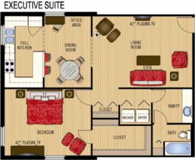 Executive Suite Layout 12 of 13