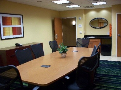 Conference Room-Fairfield Inn & Suites Downtown Omaha 11 of 11