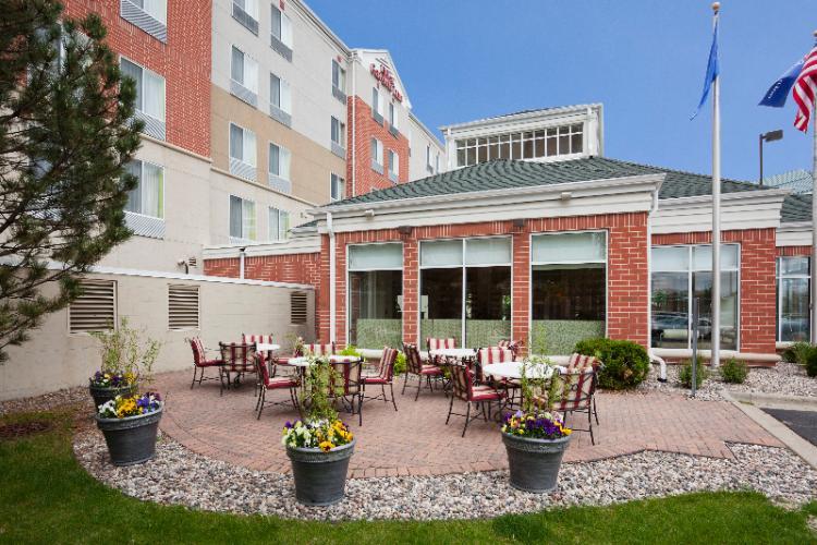Hilton Garden Inn Bloomington Minneapolis Bloomington Mn 5140 American West 55437