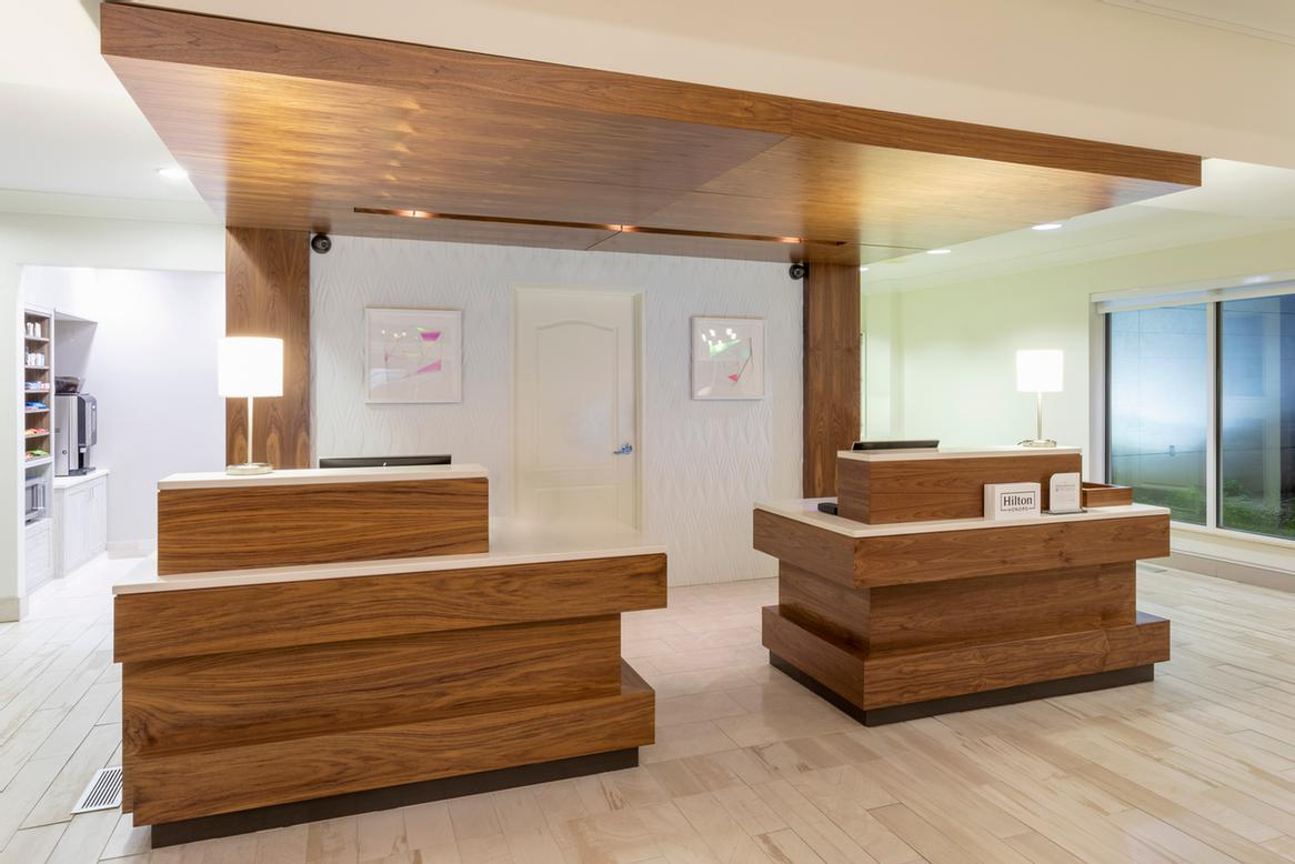 Hilton Garden Inn -Front Desk 6 of 16