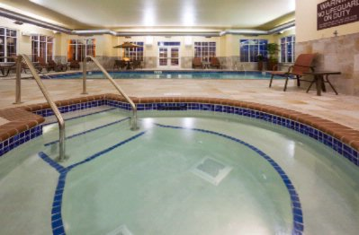 Indoor Heated Pool & Whirlpool 3 of 9