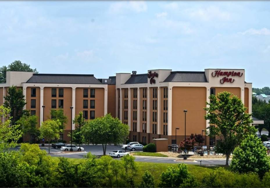 Welcome To The Rock Hill Hampton Inn 2 of 4