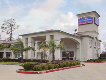 Image of Howard Johnson Express Inn Beaumont Tx