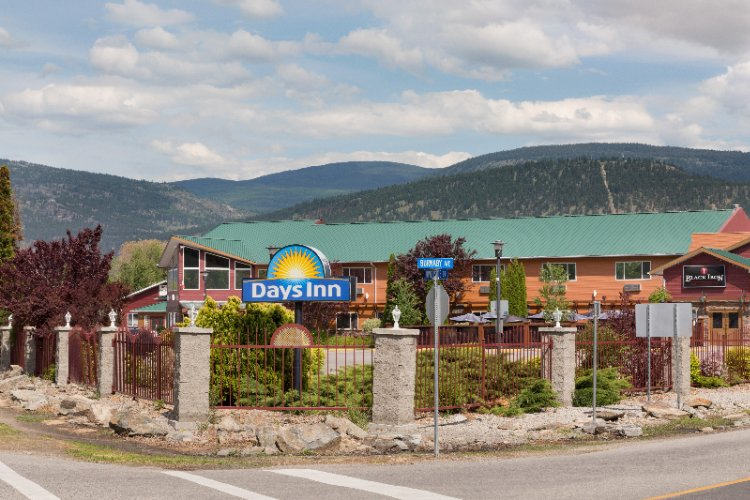 Days Inn & Conference Centre Penticton 1 of 11