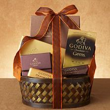 How About A Chocolate Godiva Basket? $20 14 of 14