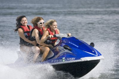 Enjoy A Run On One Of The Brand New Yamaha Waverunners In Our Fleet. 6 of 11