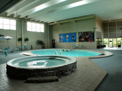 Indoor Pool & Whirlpool 5 of 11