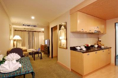 Very Comforting. A Very Comforting Experience At Executive Suites 1 Bedroom With 65 Sq.m. Magnificent & Relaxed. 6 of 12