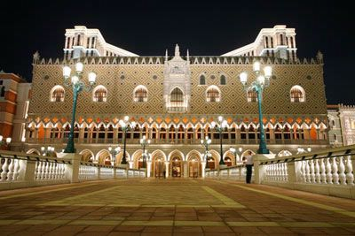 The Venetian Macao Exterior 3 of 22
