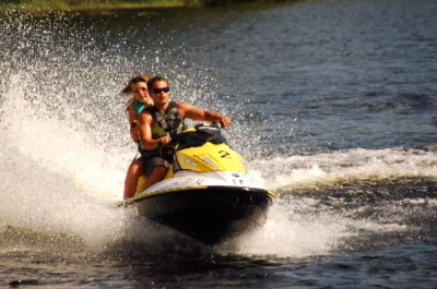 Jet-Ski From Our Private Dock 10 of 31