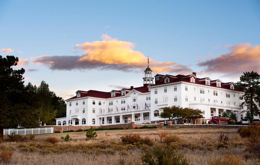 The Stanley Hotel Exterior 2 of 9
