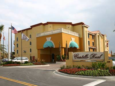 Castillo Real St. Augustine Beach Hotel 2 of 5