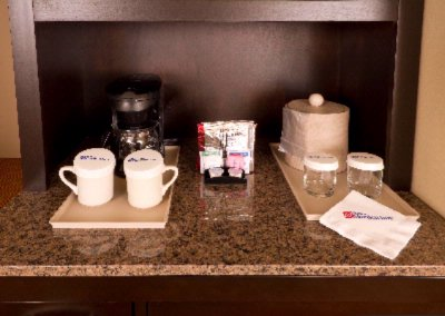 Warm Up A Late Night Snack Or Keep Your Ice Cream Frozen That Was Purchased In Our Pavilion Panty With The In Room Hospitality Center. 7 of 16