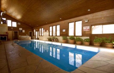 Year-Round Heated Indoor Pool & Spa 6 of 11